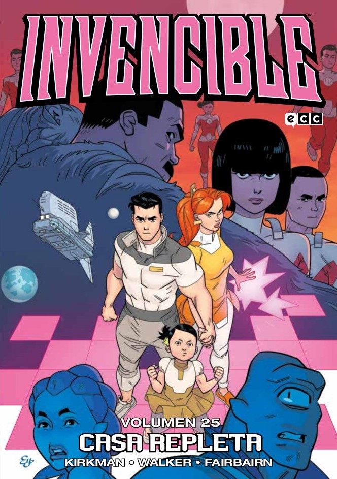 Invencible vol. 25: Casa Repleta