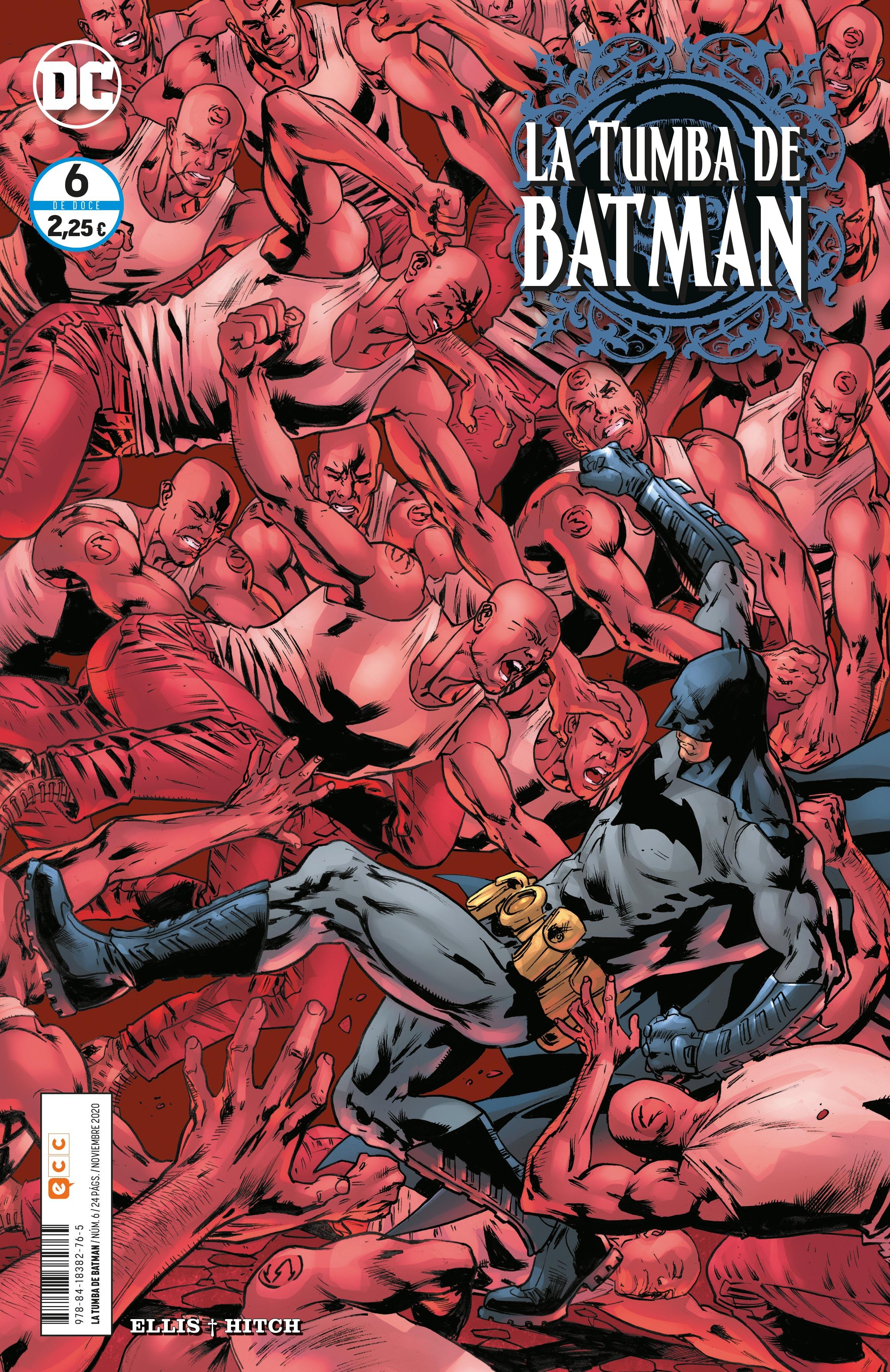 La tumba de Batman #06 de 12