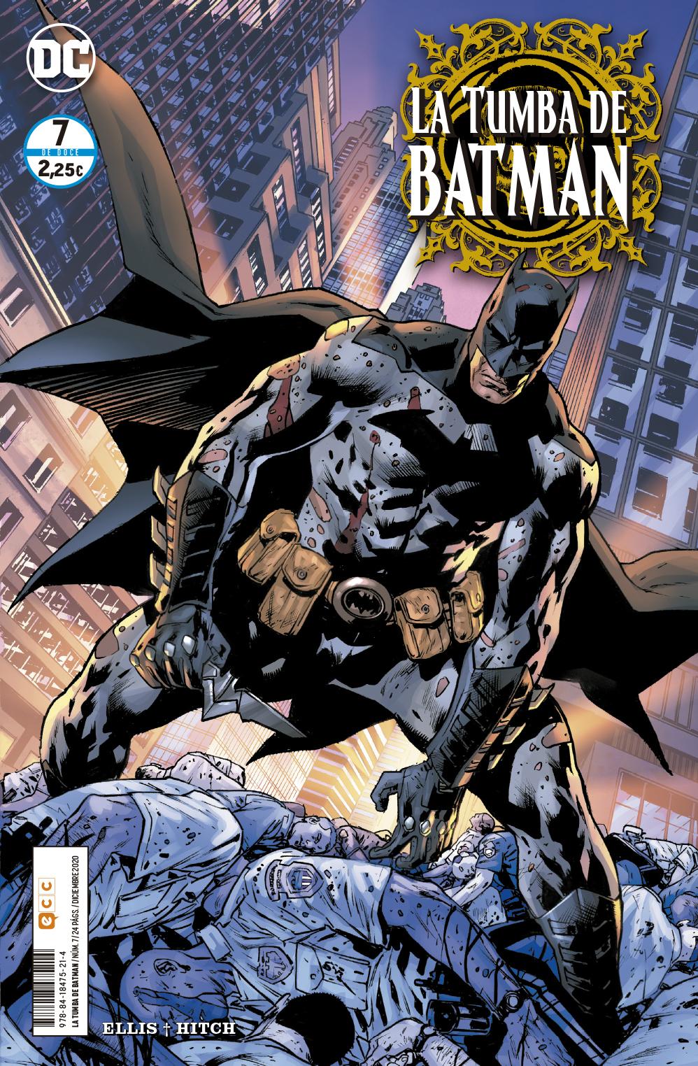 La tumba de Batman #07 de 12