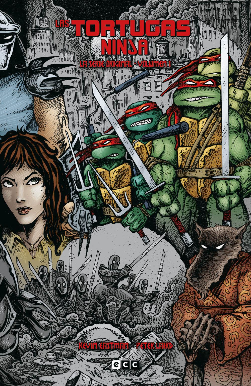 Las Tortugas Ninja: La serie original Vol.1 de 6