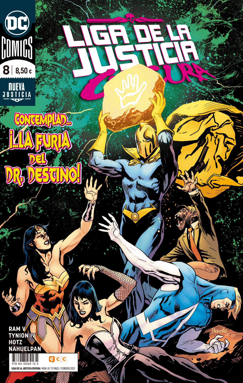 Liga de la Justicia Oscura Vol.2 #08