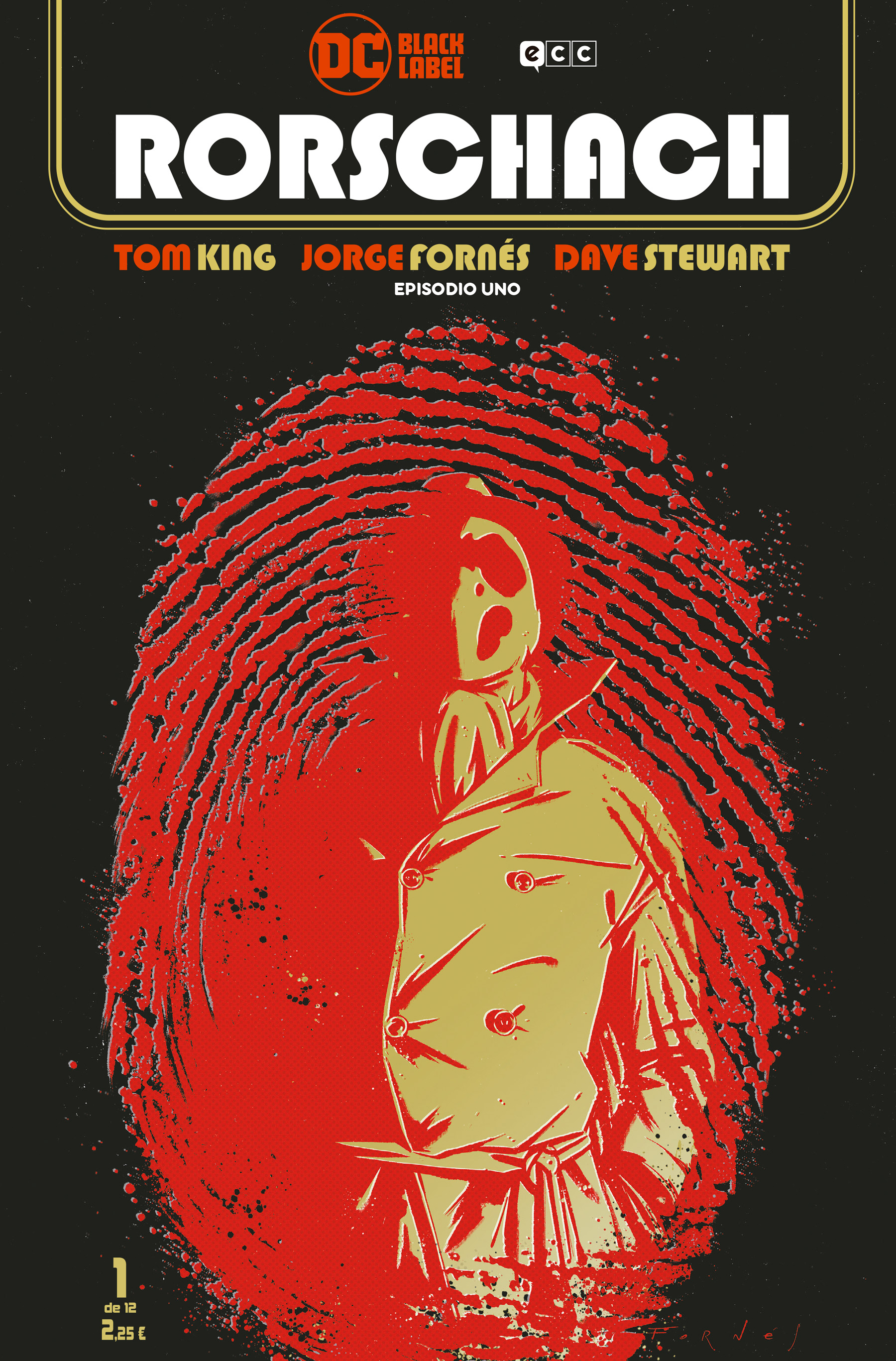 Rorschach #01 de 12