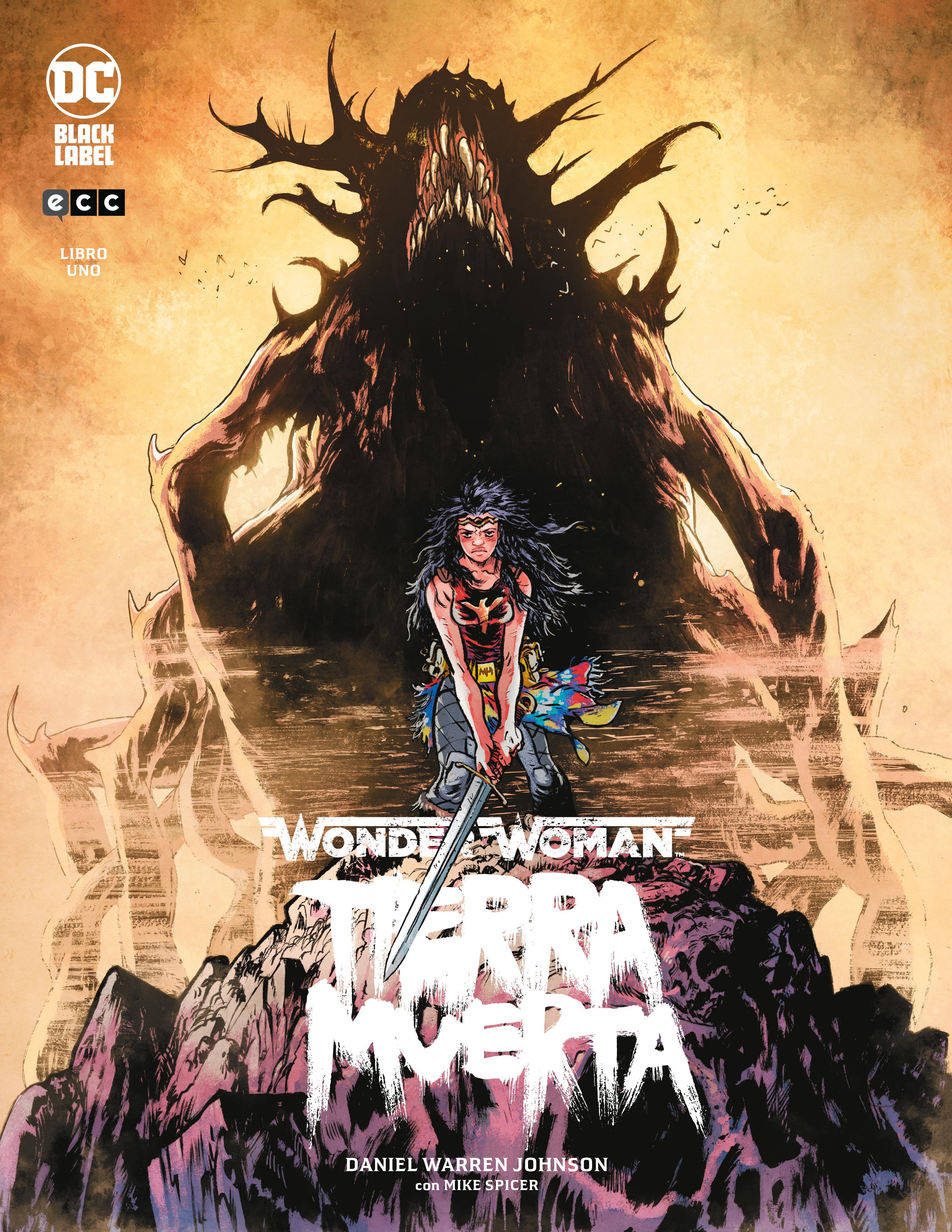 Wonder Woman: Tierra Muerta - Pack