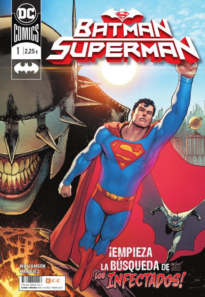 Batman / Superman #01