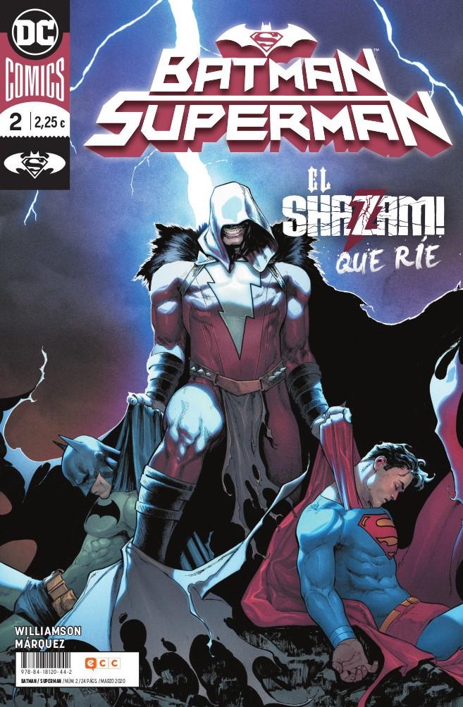 Batman / Superman #02