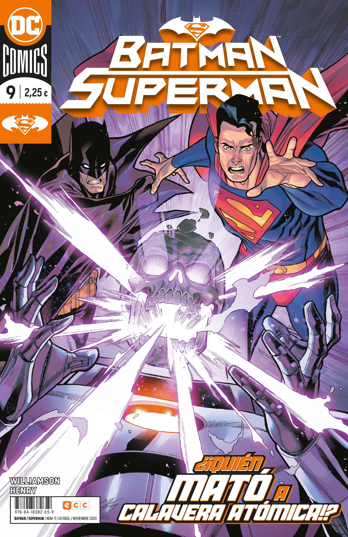Batman / Superman #09