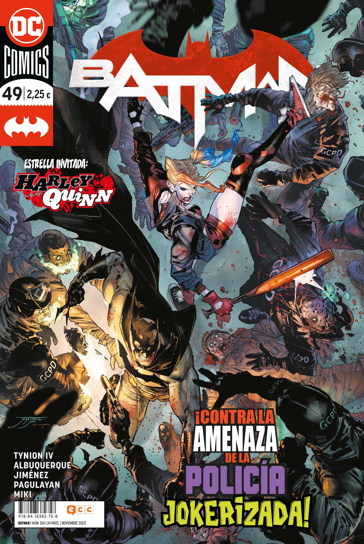 Batman #104 / 49