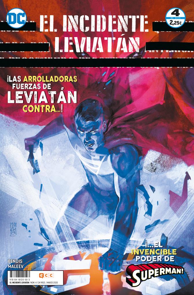 El incidente Leviatán Pack (1 al 6)