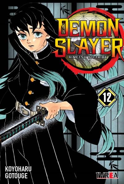 Demon Slayer - Kimetsu No Yaiba #12