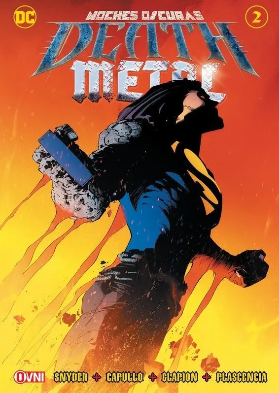 Noches Oscuras: Death Metal #2