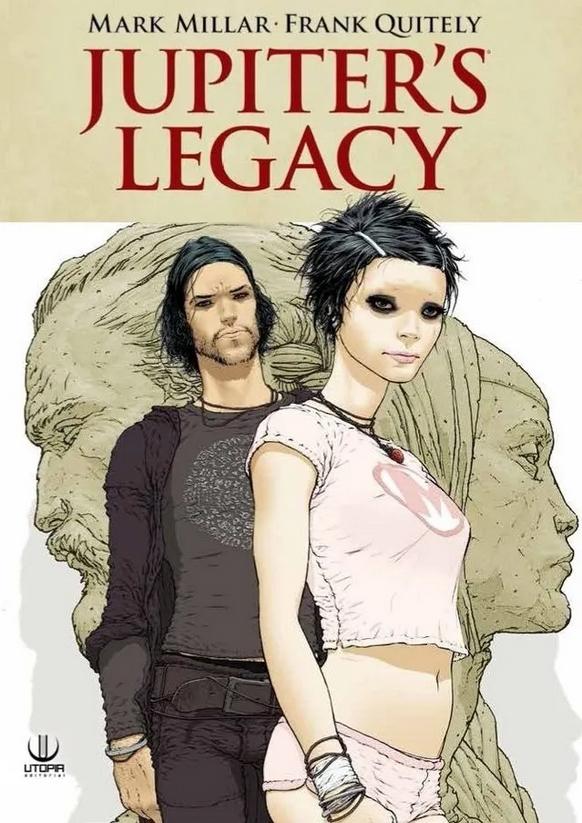 JUPITER´S LEGACY Vol.1: UN NUEVO ORDEN