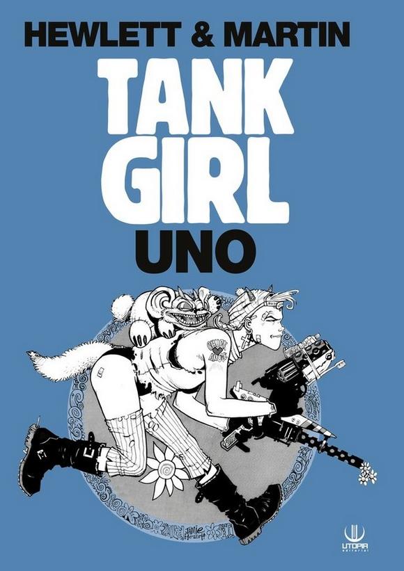 TANK GIRL: UNO