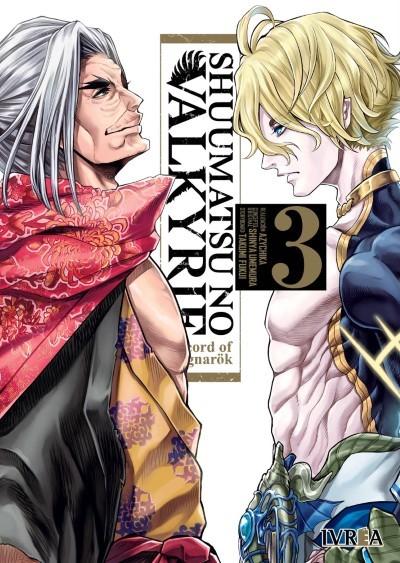 Shuumatsu no Valkyrie #03