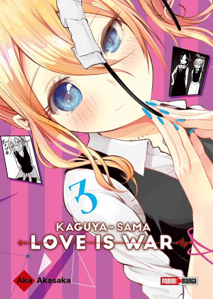 Kaguya-sama: Love is War #03