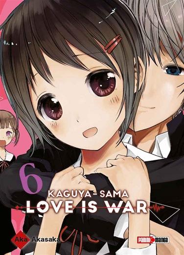 Kaguya-sama: Love is War #06