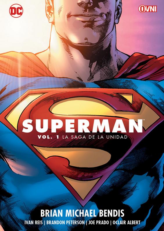 SUPERMAN Vol.1: La Saga de la Unidad