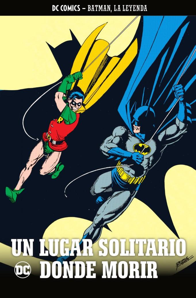 Batman, La Leyenda #40: Un lugar solitario para morir