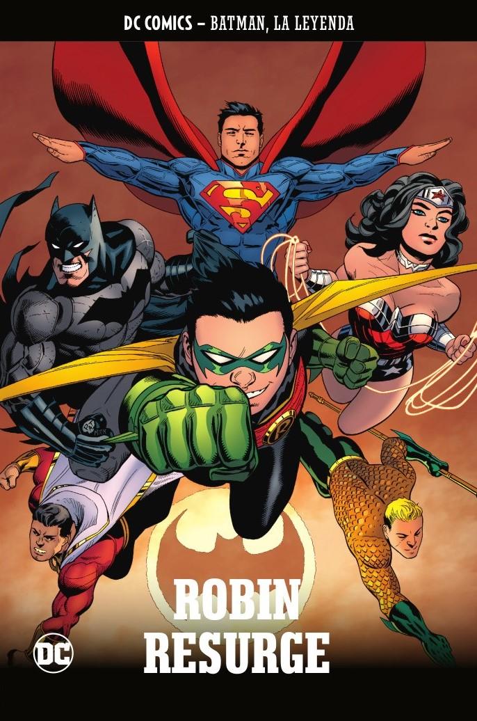 Batman, La Leyenda #41: Robin Resurge