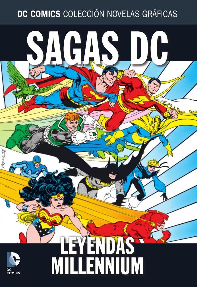 Colección Novelas Gráficas - Especial Sagas DC: Leyendas/Millenium