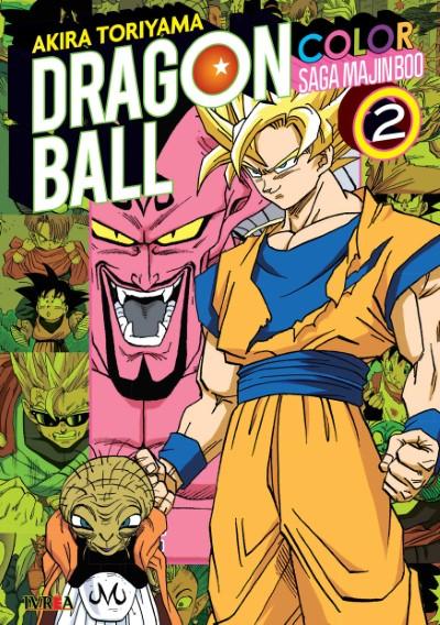 Dragon Ball Z - Saga de Majin Boo - Tomo 2