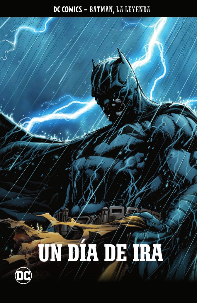 Batman, La Leyenda #34: Un día de ira