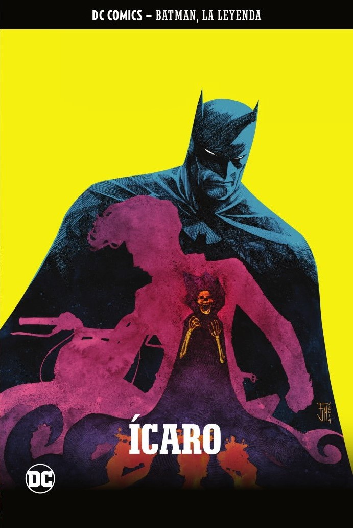 Batman, La Leyenda #39: Ícaro
