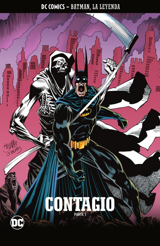 Batman, La Leyenda #42: Contagio Parte 1