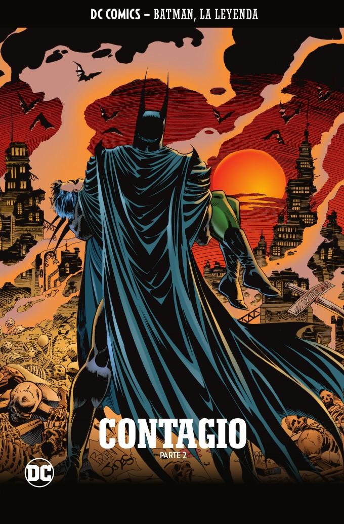 Batman, La Leyeda #43: Contagio Parte 2