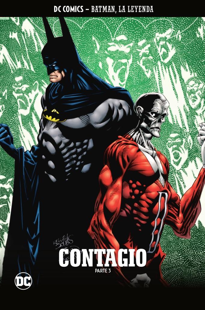Batman, La Leyenda #44: Contagio Parte 3