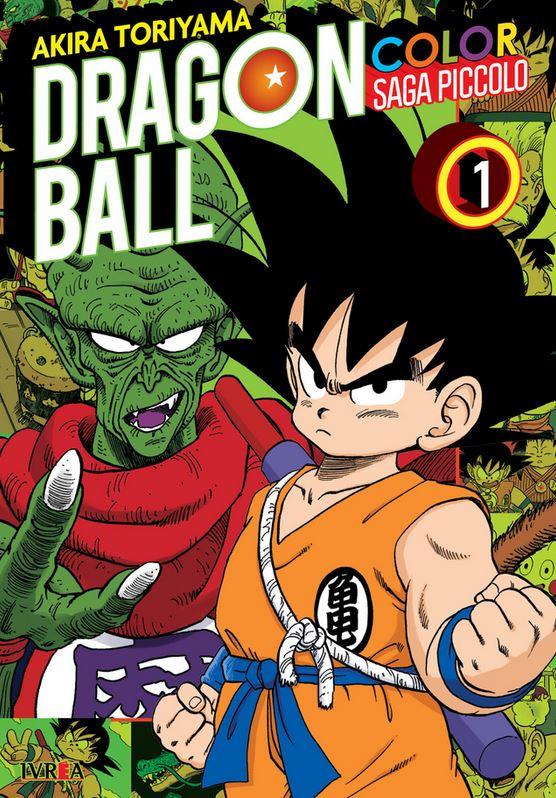 Dragon Ball Color - Saga Piccolo Daimaku Tomo #1