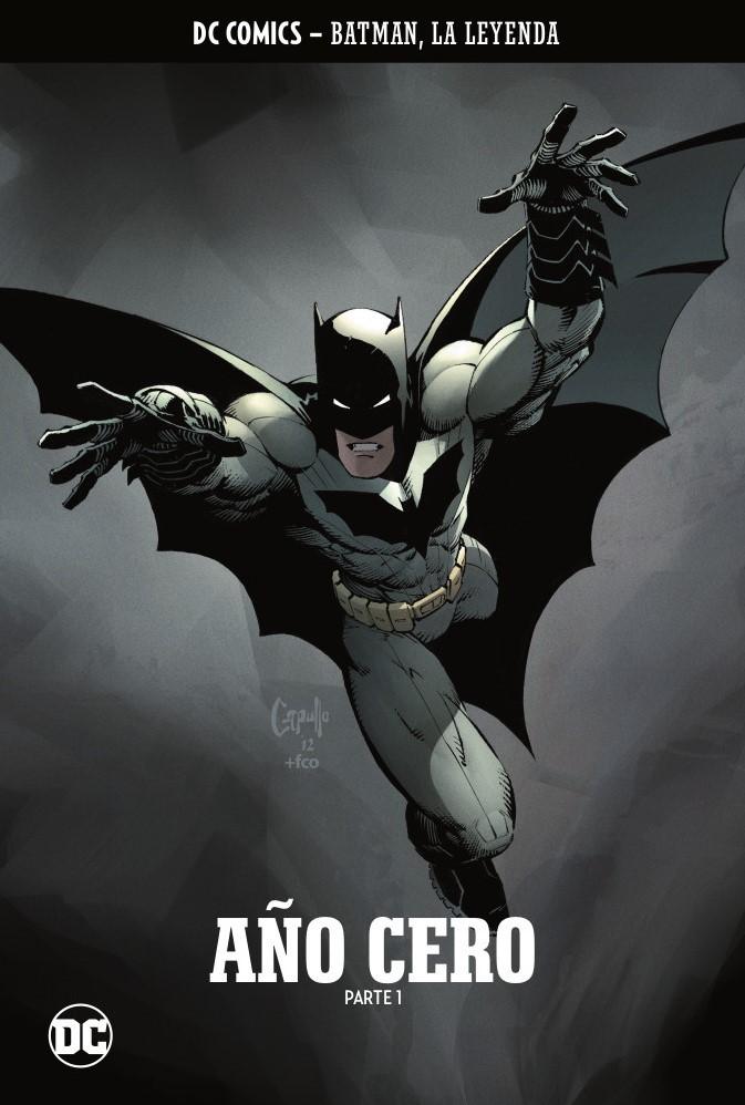 Batman, La Leyenda - Año Cero Parte 1 y 2