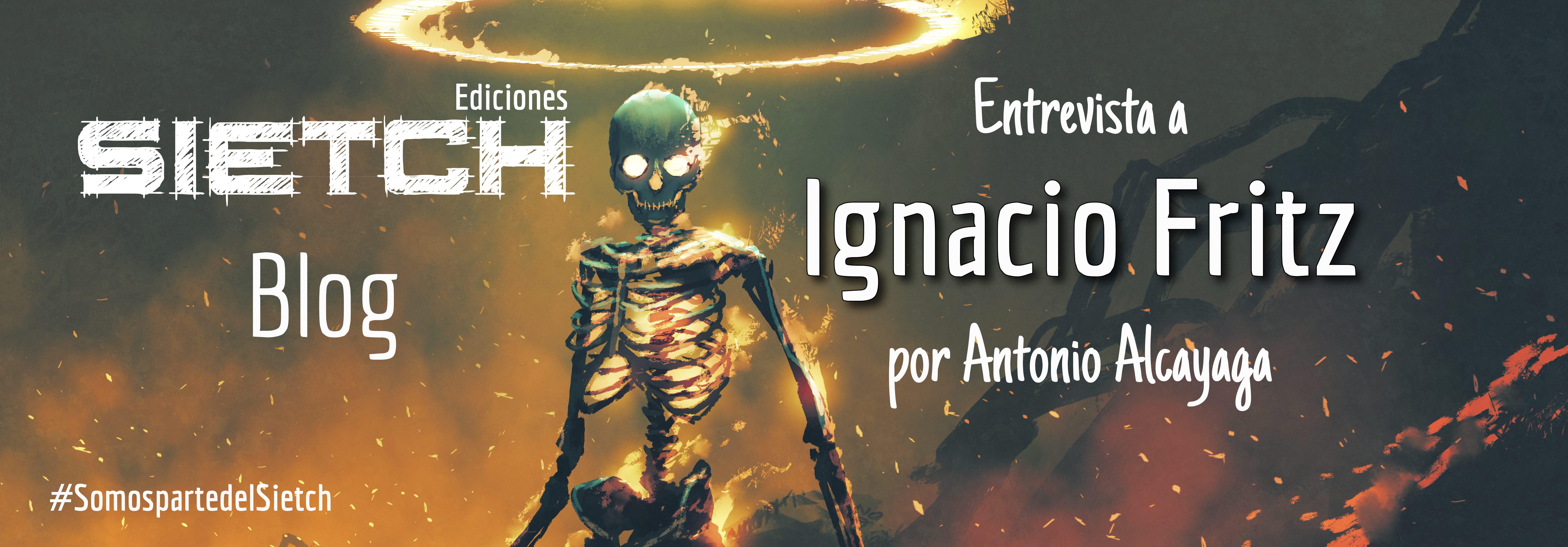 Entrevista a Ignacio Fritz