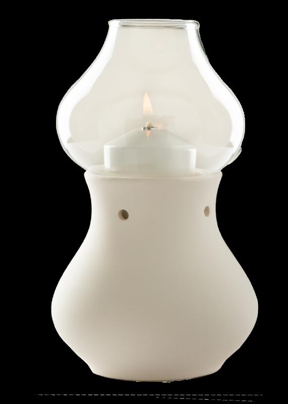 C1105 Lampara Aladin Blanca