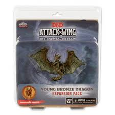 Attack X Wing - Young Bronze Dragon