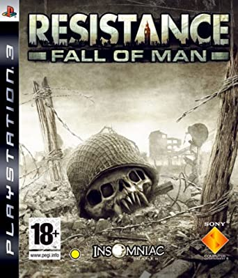 Resistance Fall Of Man - PS3