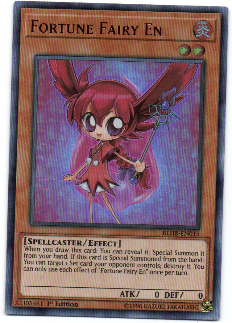 Fortune Fairy En Carta yugi BLHR-EN015