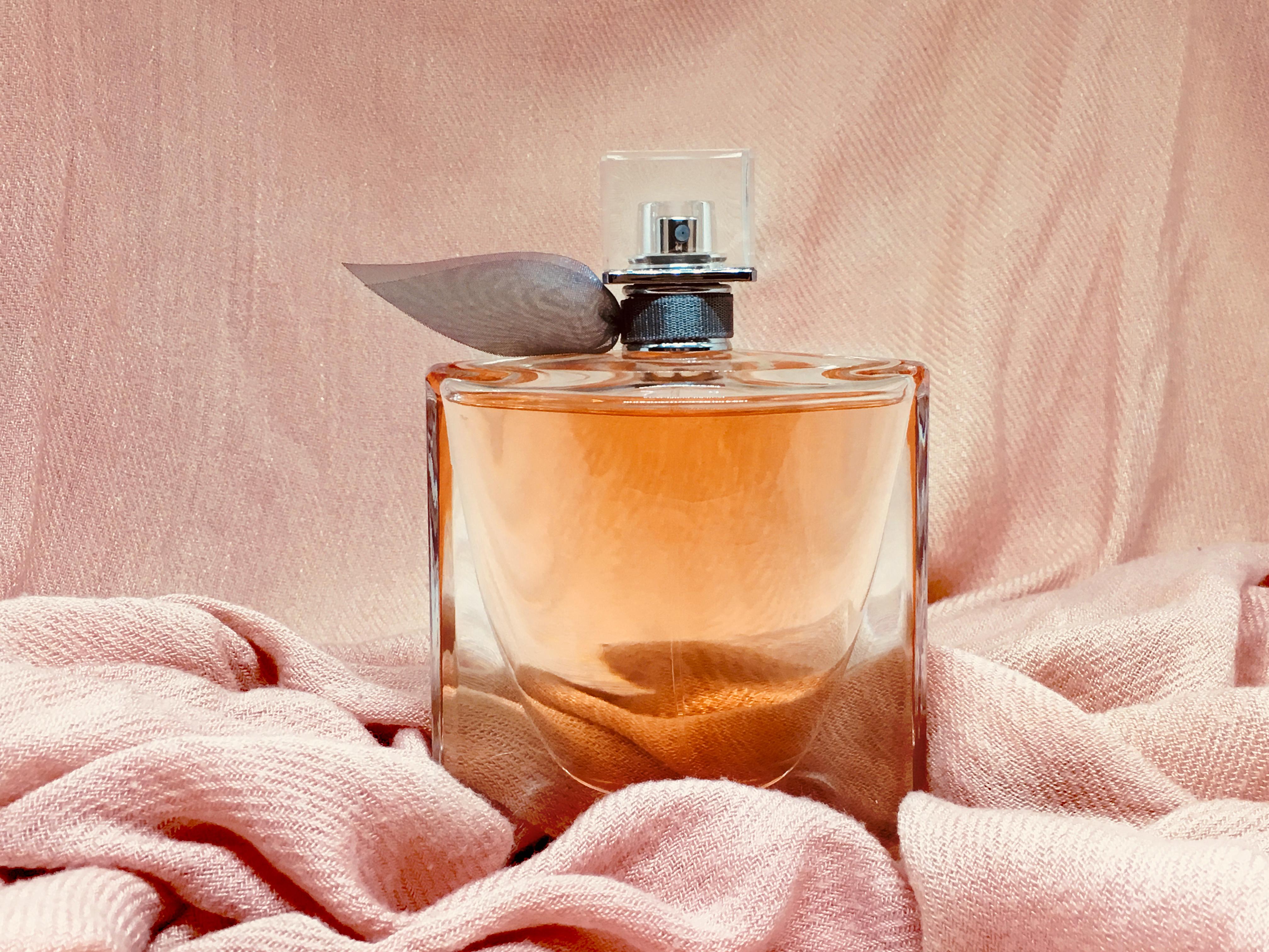 Fijacion de un Perfume