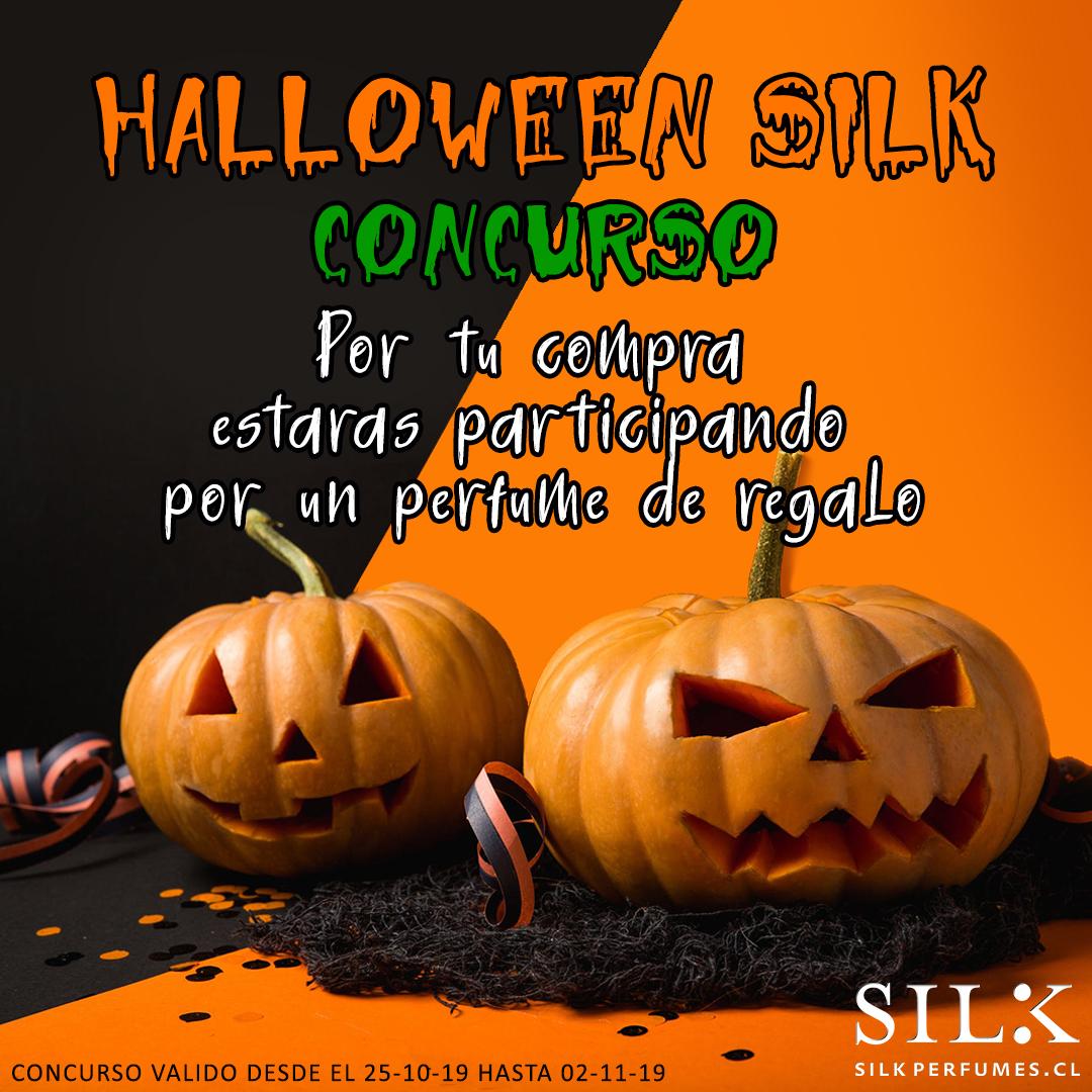 Concurso Halloween 2019