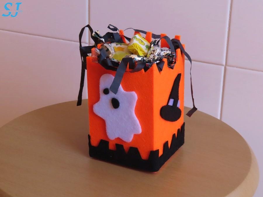 Caixa Guloseimas Halloween