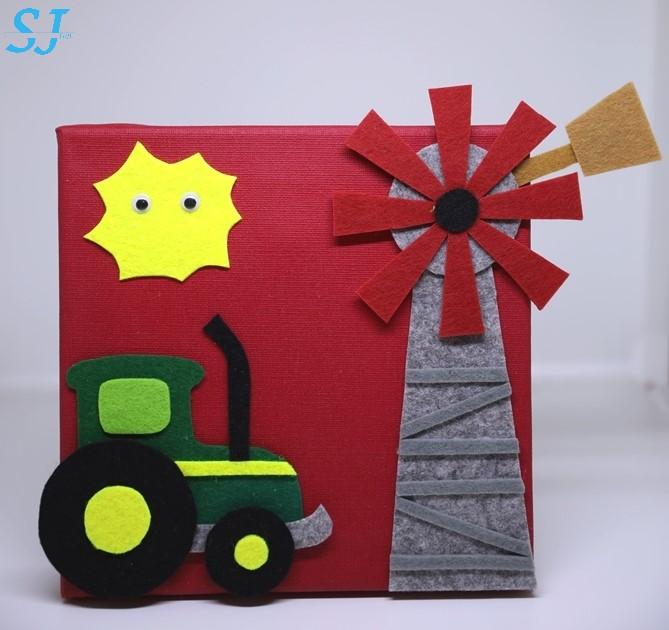Quadro Tractor