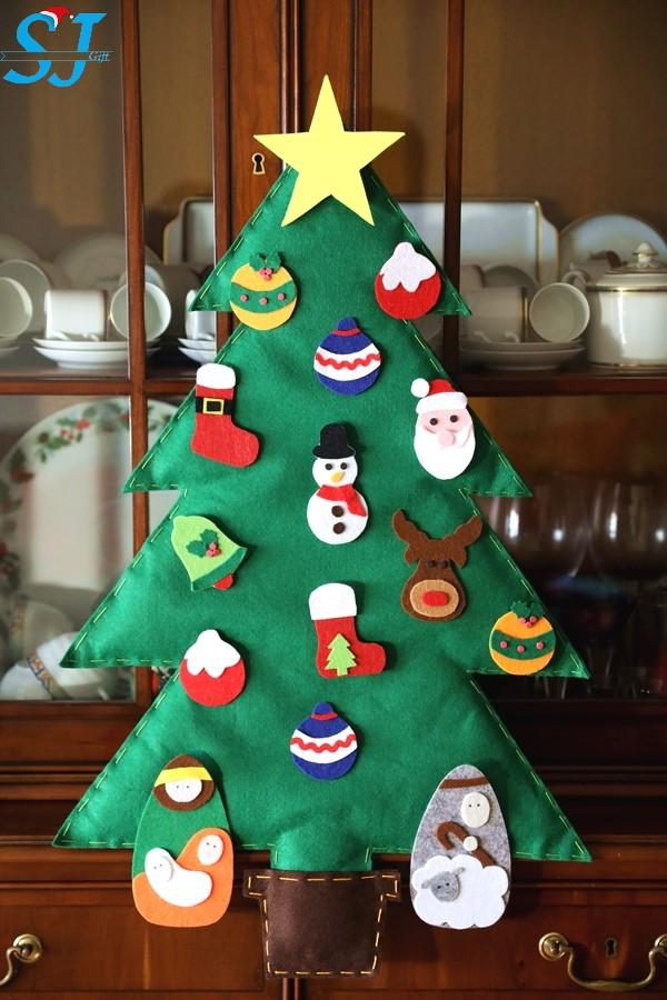 Árvore de Natal decorativa