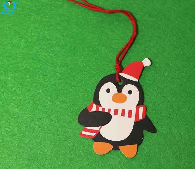 Etiqueta Pinguim