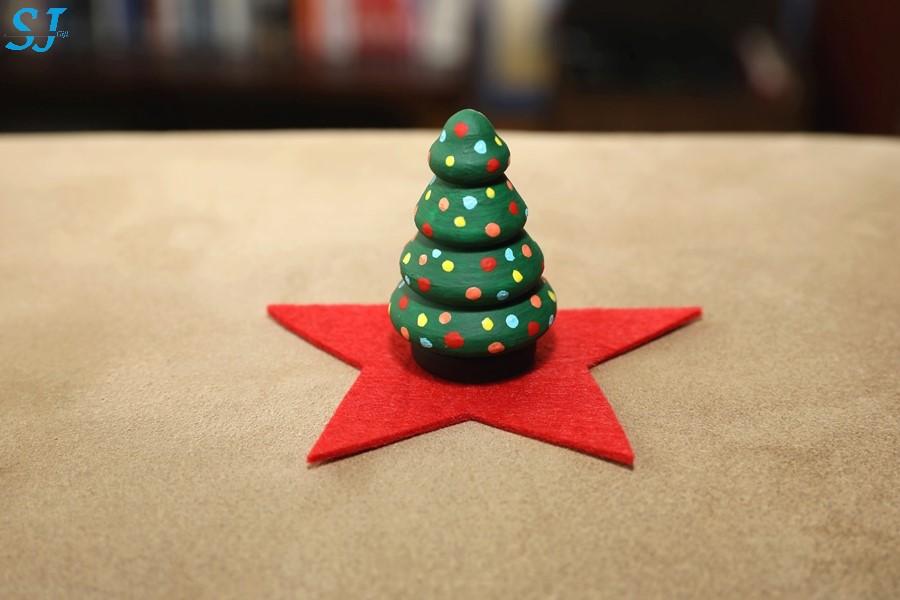 Árvore de Natal mini