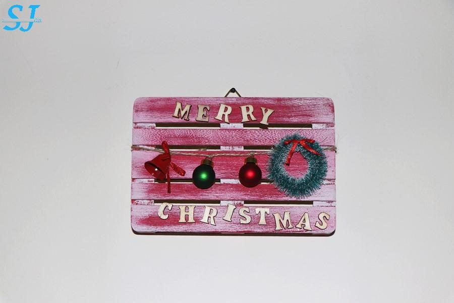 "Palete ""Merry Christmas"""