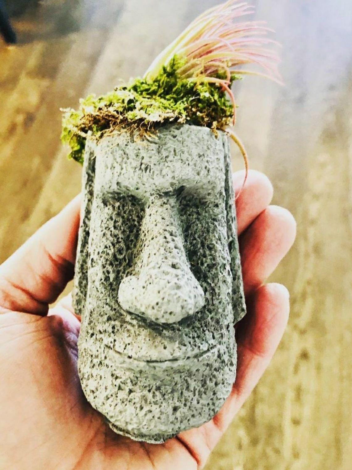 Moai - Deco Hormigón