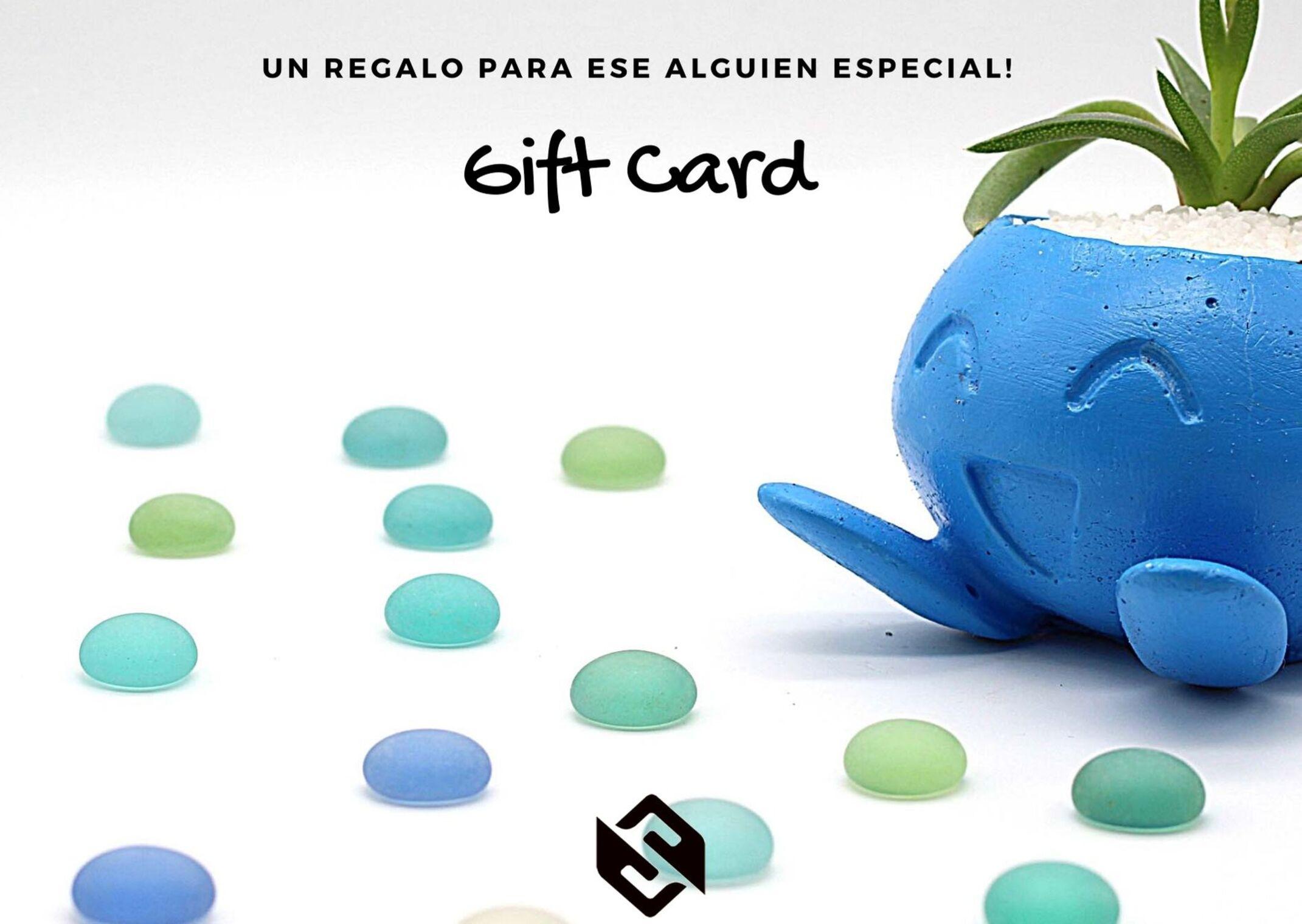 Gift Card Sólidos