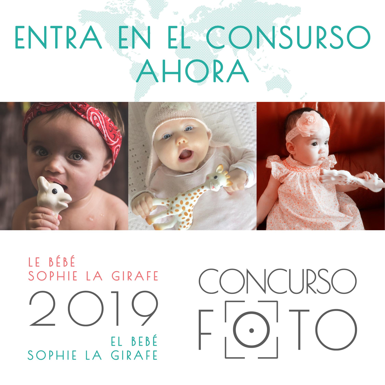 Concurso fotográfico de Sophie la Girafe