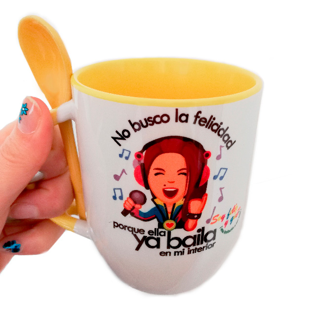 Big Cup (Tazón + Cuchara - Edición Limitada)