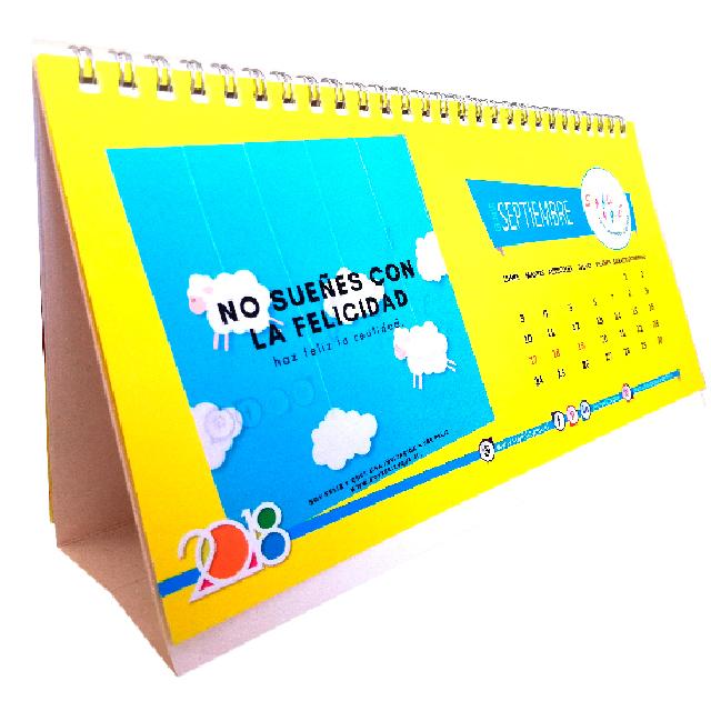 Calendario-Motivacional (Calendar- Edición Limitada)