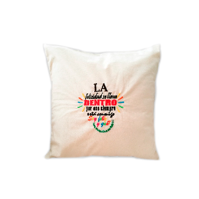Cushion2 (Funda + Cojin - Edición Limitada)